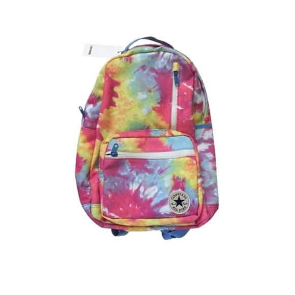 b89e966688ca Converse Tie Dye Backpack School Bag